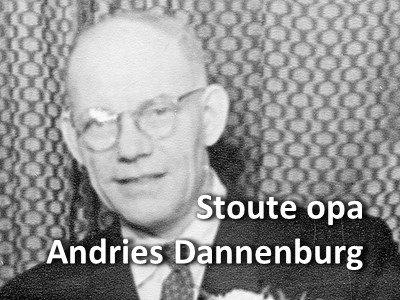Opa Andries Dannenburg